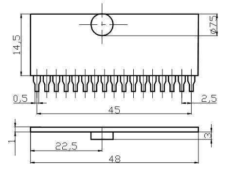 Рисунок 15 – Микросхема КХА